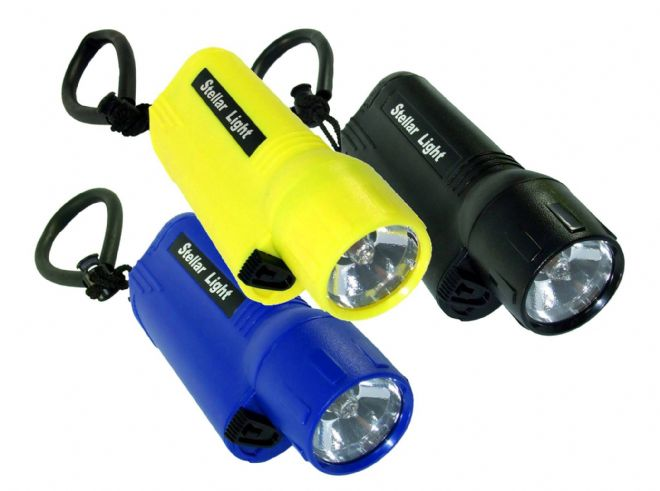 Beaver Sports - Stellar Dive Torch with Lanyard
